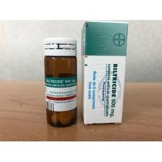 BILTRICIDE 600 mg (praziquantel)