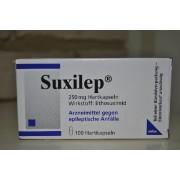 SUXILEP 250 mg Hartkapseln 100 St
