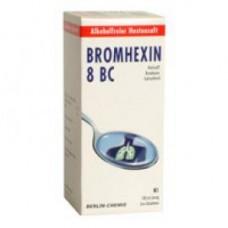 BROMHEXIN 8 BERLIN CHEMIE**