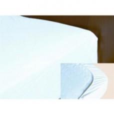 MATRATZEN SCHUTZBEZUG Folie 0,1mm 90x200 cm weiß 1 St