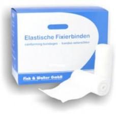 FIXIERBINDE elastisch 8 cmx4 m lose 1X100 St