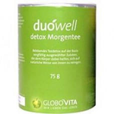DUOWELL detox Morgentee 75 g