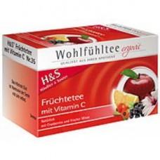 H&S FRUECHTE MIT VITAMIN C