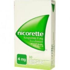 NICORETTE 4MG FRESHMINT**