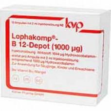 LOPHAKOMP B12 DEPOT1000MCG**