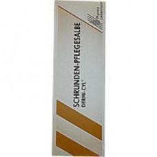 SCHRUNDEN-Pflegesalbe Dermi-cyl 50 ml
