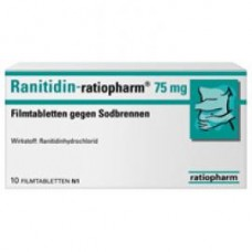 RANITIDIN RATIO 75MG SOD**