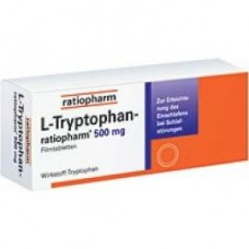 L TRYPTOPHAN RATIO 500MG**