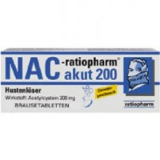 NAC RATIO AKUT 200MG HUST**