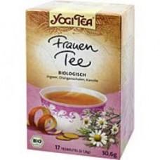 YOGI TEA Frauen Tee Bio Filterbeutel 17X1.8 g