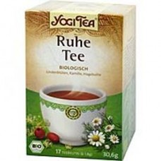 YOGI TEA Ruhe Bio Filterbeutel 17X1.8 g