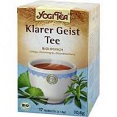 YOGI TEA Klarer Geist Bio Filterbeutel 17X1.8 g