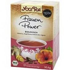 YOGI TEA Frauen Power Bio Filterbeutel 17X1.8 g