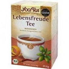 YOGI TEA Lebensfreude Bio Filterbeutel 17X1.8 g