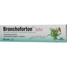BRONCHOFORTON SALBE**