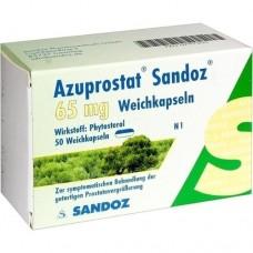 AZUPROSTAT Sandoz 65 mg Weichkapseln 50 St