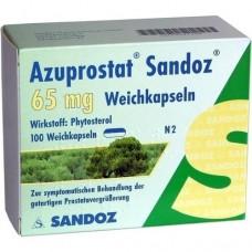 AZUPROSTAT Sandoz 65 mg Weichkapseln 100 St