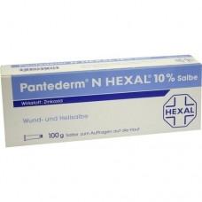 PANTEDERM N HEXAL Wund- und Heilsalbe 100 g