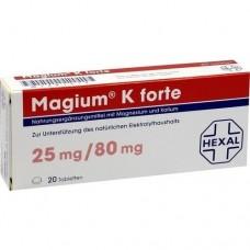 MAGIUM K forte Tabletten 20 St