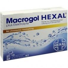 MACROGOL HEXAL plus Elektrolyte Plv.z.H.e.L.z.E. 10 St