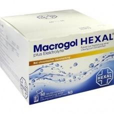 MACROGOL HEXAL plus Elektrolyte Plv.z.H.e.L.z.E. 50 St
