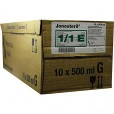 JONOSTERIL Glas Infusionslösung 10X500 ml