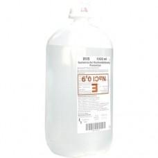 KOCHSALZLÖSUNG 0,9% Plastikfl.Fresenius 1000 ml