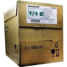 JONOSTERIL Glas Infusionslösung 6X1000 ml