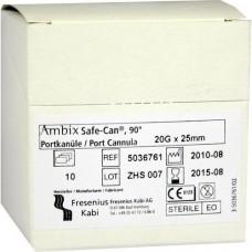 AMBIX Safe Can Portpunkt.Kan.20 Gx25 mm gebogen 10 St