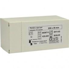 AMBIX Safe Can Portpunkt.Kan.22 Gx25 mm gerade 10 St