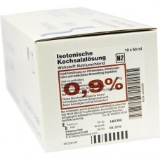 KOCHSALZLÖSUNG 0,9% Freka-Fl.Fresenius 10X50 ml