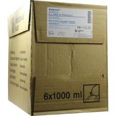 AMPUWA für Spülzwecke Plastipur 6X1000 ml