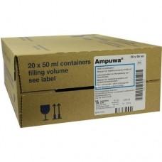 AMPUWA Frekaflasche Injektions-/Infusionslösung 20X50 ml