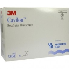 CAVILON reizfreier Hautschutz FK 3ml Applik.3345E 25X3 ml