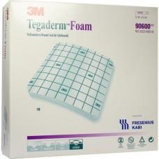 TEGADERM Foam Verband FK 5x5 cm 90600 10 St