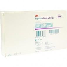TEGADERM Foam Adhesive FK 6,9x6,9 cm kreuzf.90615 10 St