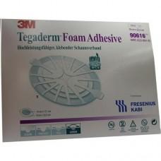 TEGADERM Foam Adhesive FK 19x22,2 cm oval 90616 5 St
