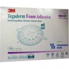 TEGADERM Foam Adhesive FK 13,9 cm rund 90619 5 St