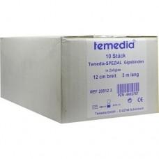 GIPSBINDE Temedia spezial 12 cmx3 m 10 St