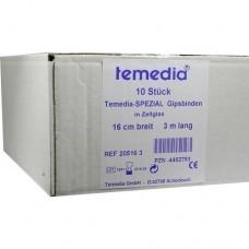 GIPSBINDE Temedia spezial 16 cmx3 m 10 St