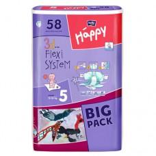 BELLA Happy Babywindel Junior 12-25 kg 58 St