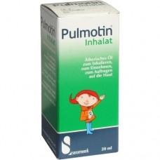 PULMOTIN Inhalat 20 ml