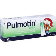 PULMOTIN Salbe 25 g