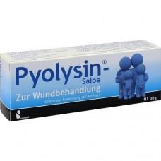 PYOLYSIN Salbe 30 g