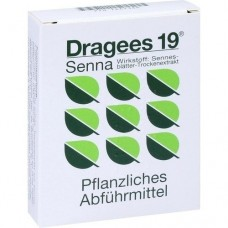 DRAGEES 19 Senna 28 St