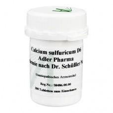 BIOCHEMIE Adler 12 Calcium sulfuricum D 6 Tabl. 200 St
