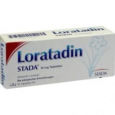 LORATADIN STADA 10 mg Tabletten 50 St