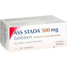 ASS STADA 500 mg Tabletten 100 St