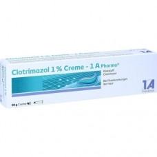 CLOTRIMAZOL 1% Creme 1A Pharma 50 g