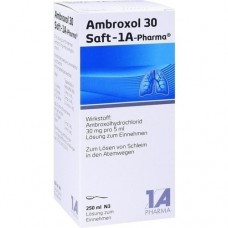 AMBROXOL 30 Saft 1A Pharma 250 ml